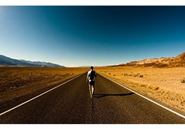 Yürüyerek Dünyadan Çıkmak