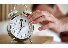 Uyku ile Başlayabiliriz